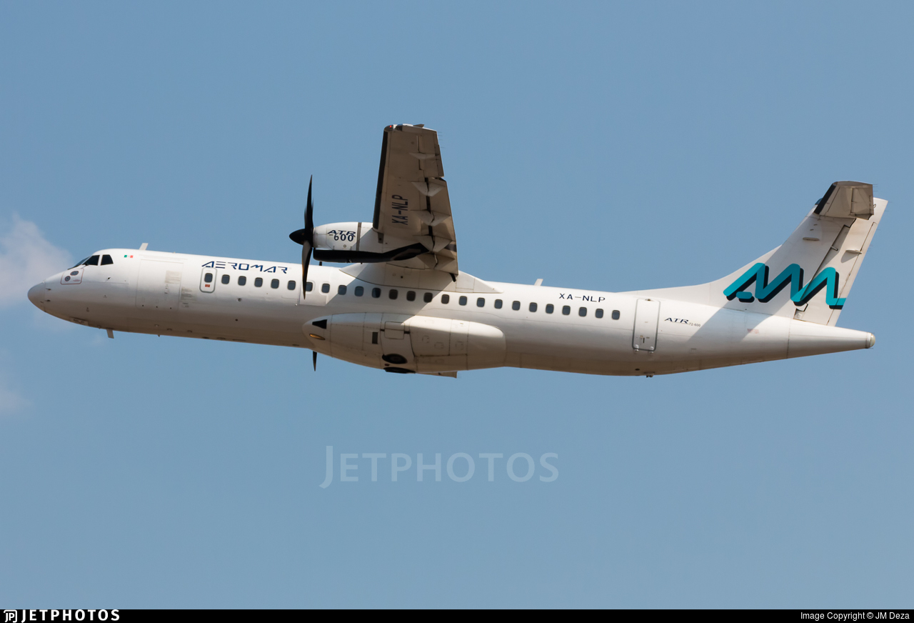 XA-NLP - ATR 72-212A(600) - Aeromar