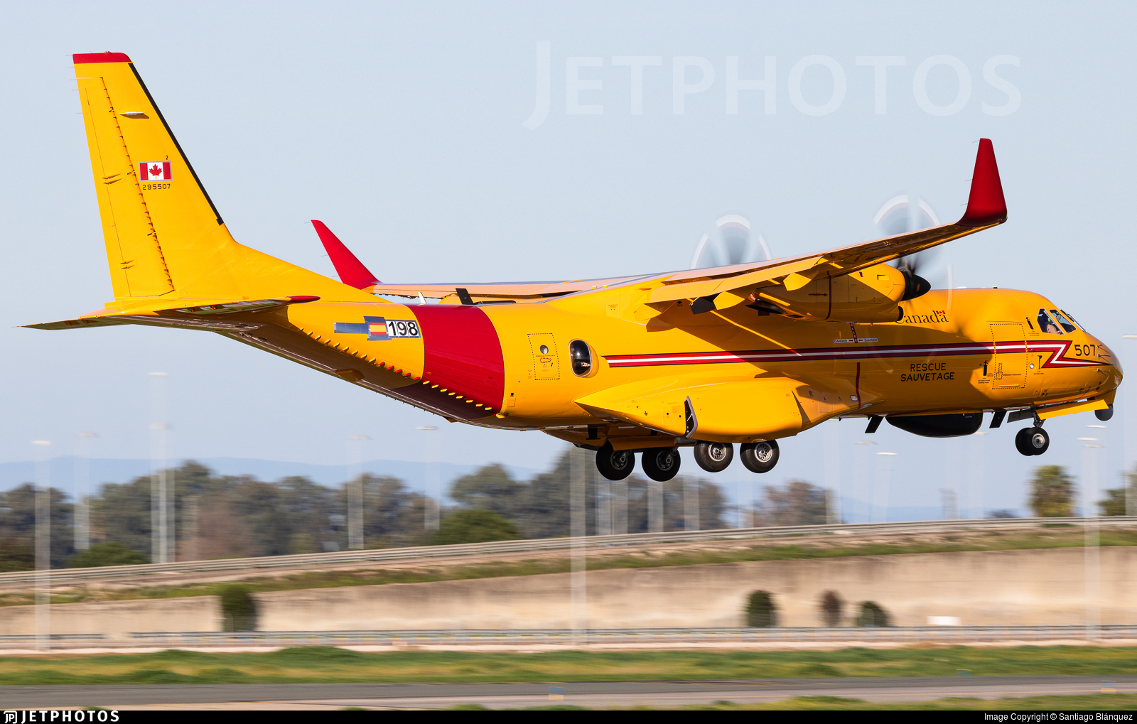 198 - Airbus CC-295W FWSAR - Canada - Royal Canadian Air Force (RCAF)