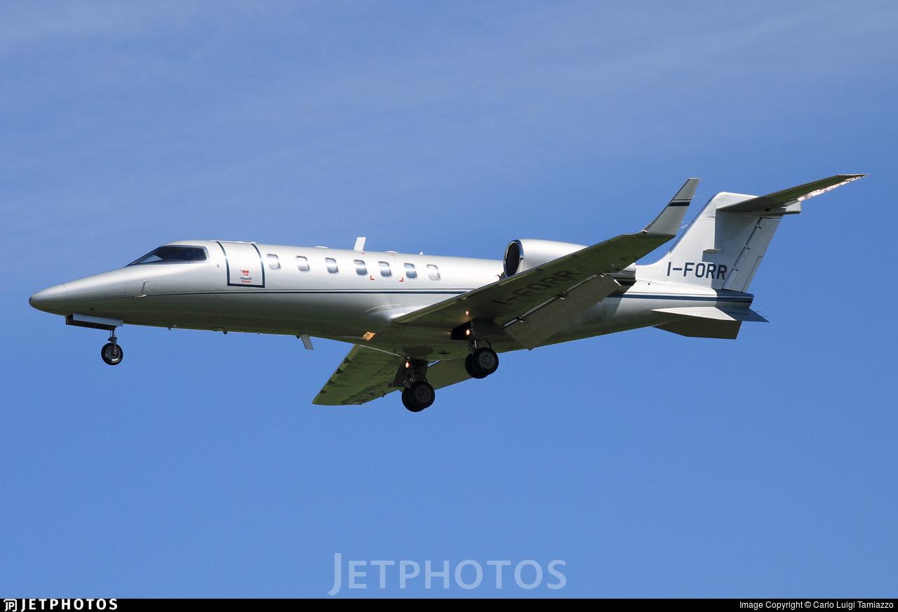 I-FORR - Bombardier Learjet 40 - Sirio Executive