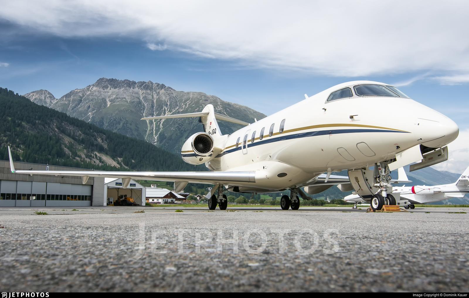 HB-JGQ - Bombardier BD-100-1A10 Challenger 300 - ExecuJet Aviation