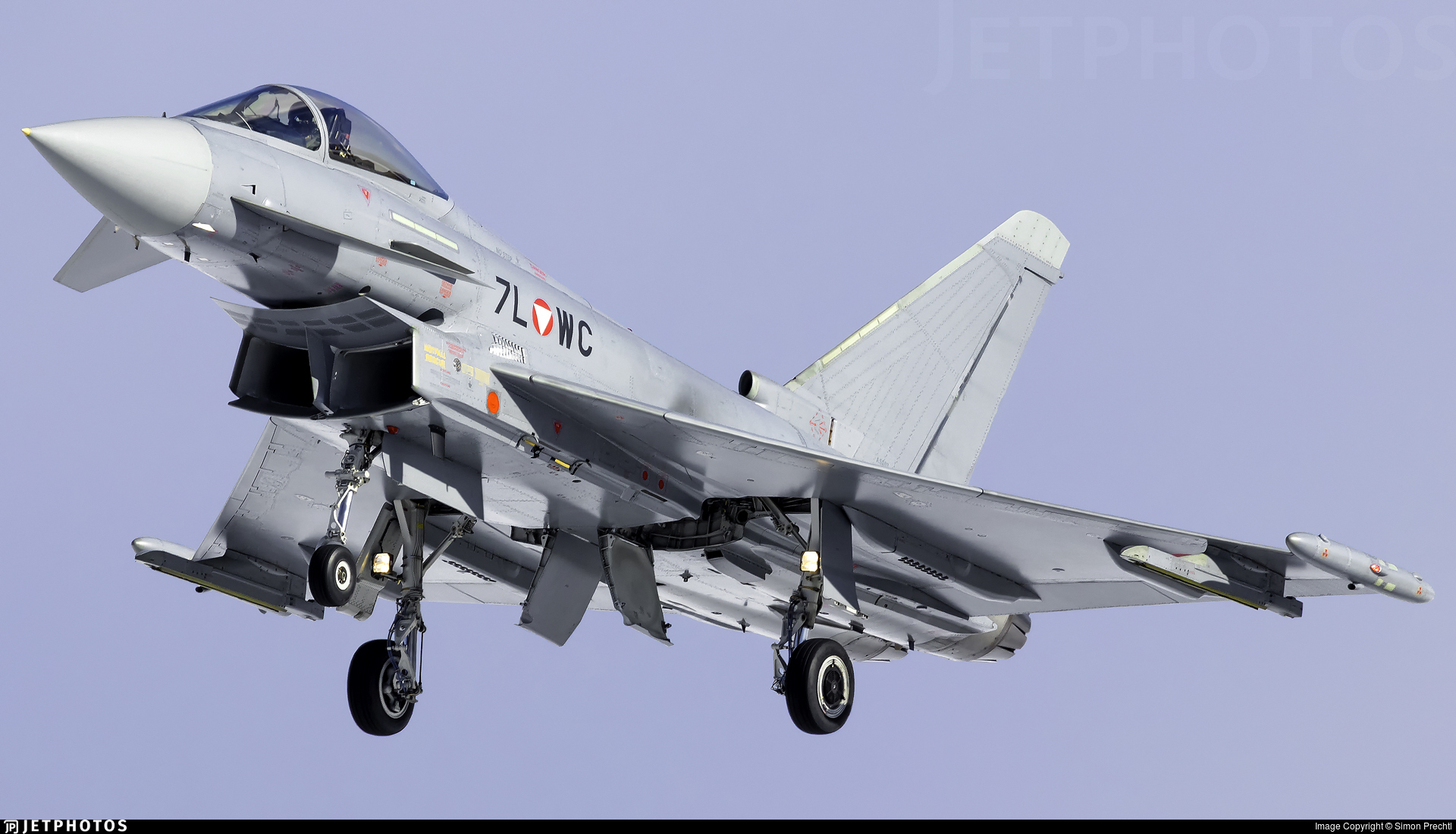 7L-WC - Eurofighter Typhoon EF2000 - Austria - Air Force