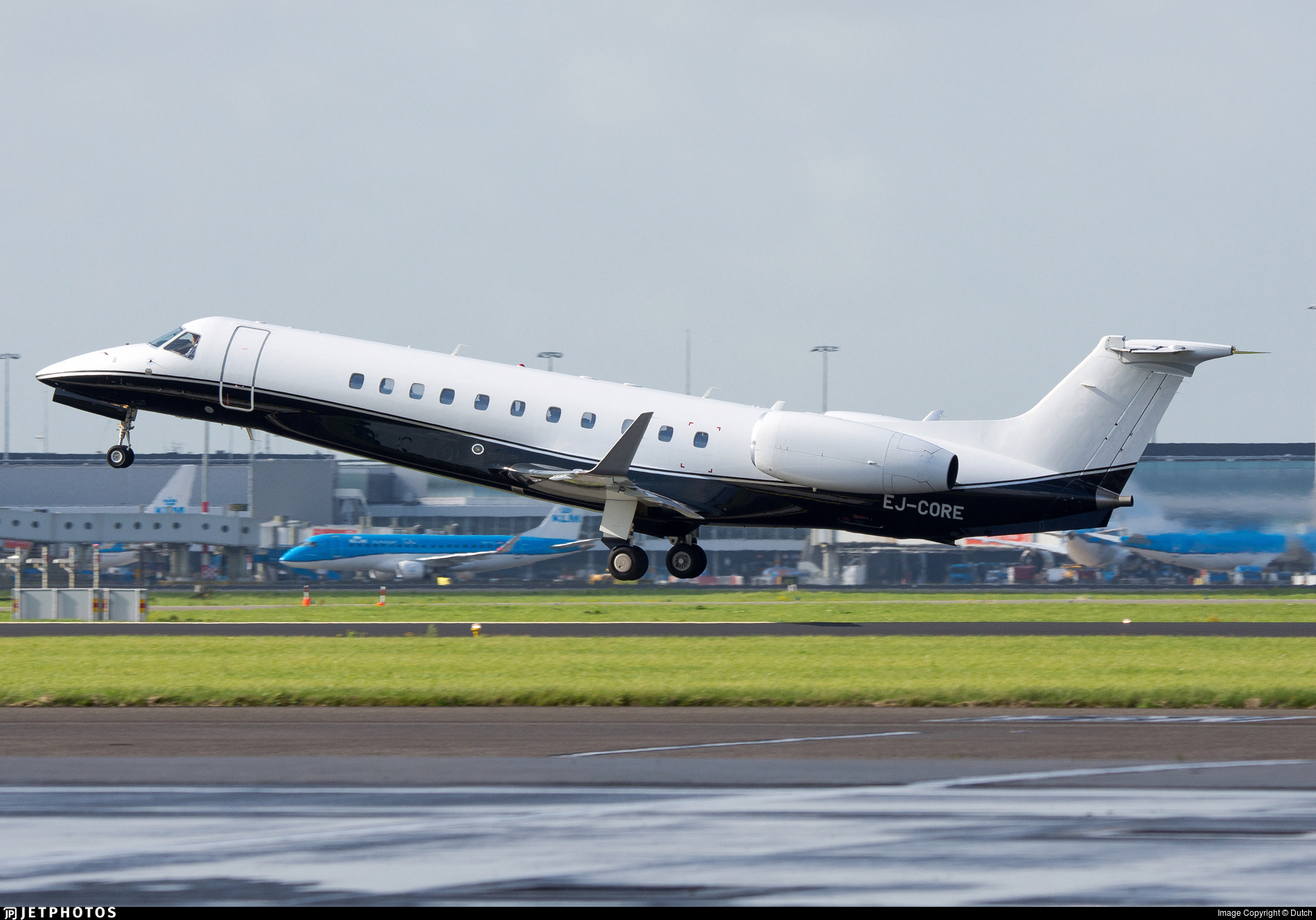 EJ-CORE - Embraer ERJ-135BJ Legacy 600 - Gainjet Ireland