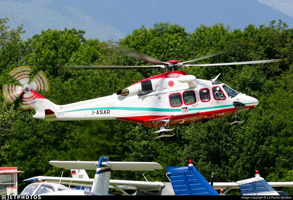 I-ASAR - Agusta-Bell AB-139 - Air Green