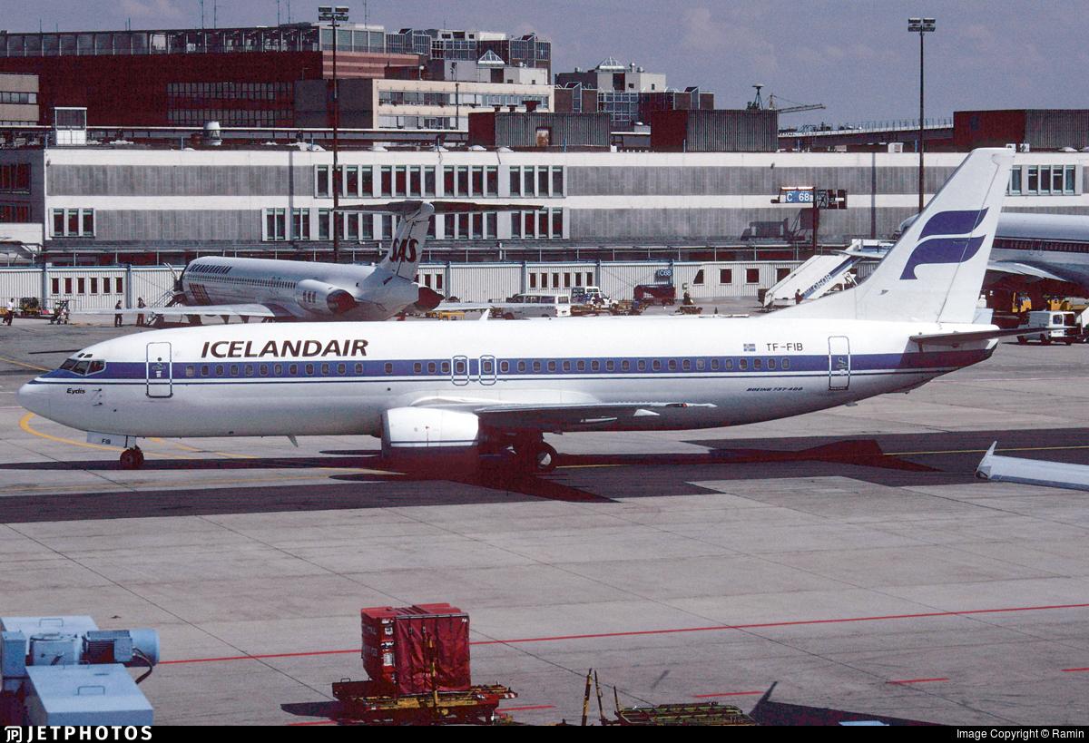 TF-FIB - Boeing 737-408 - Icelandair