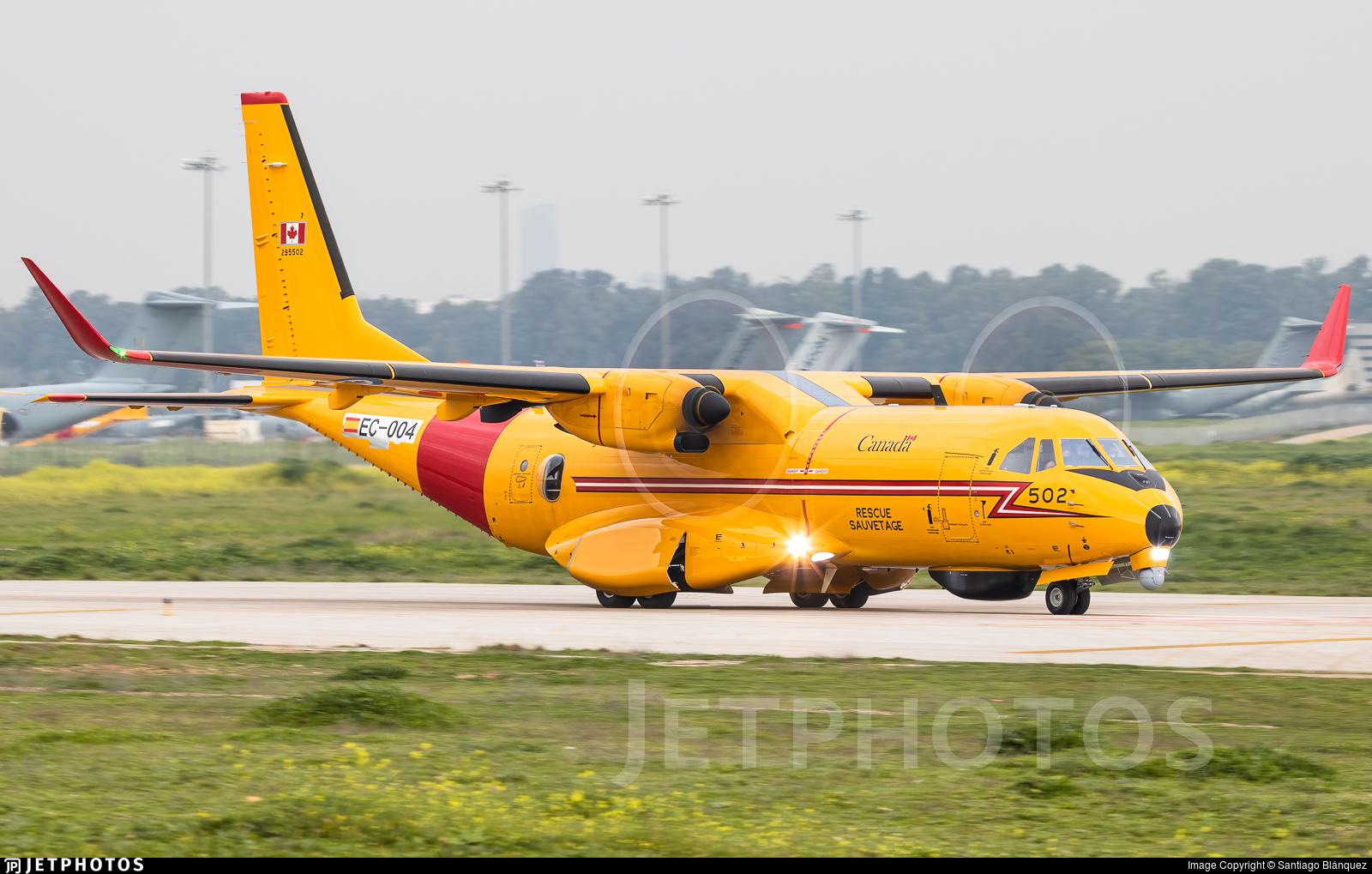 EC-004 - Airbus CC-295W FWSAR - Canada - Royal Canadian Air Force (RCAF)