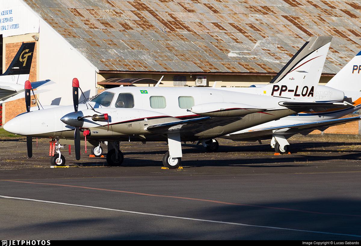 PP-LOA - Piper PA-31T1 Cheyenne I - Private