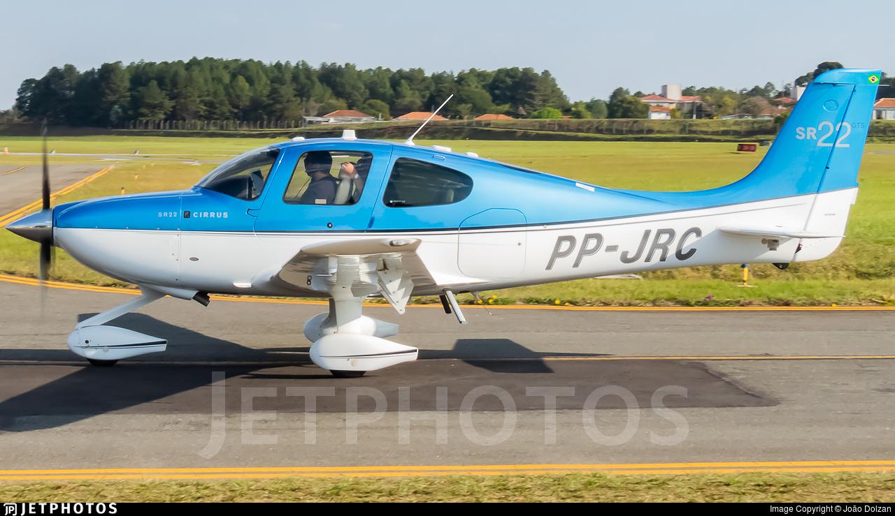 PP-JRC - Cirrus SR22-GTS - Private