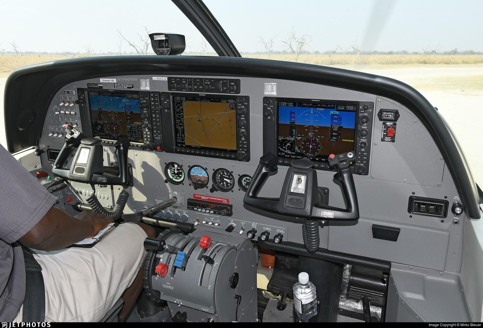 A2-OKH - Cessna 208B Grand Caravan EX - Mack Air