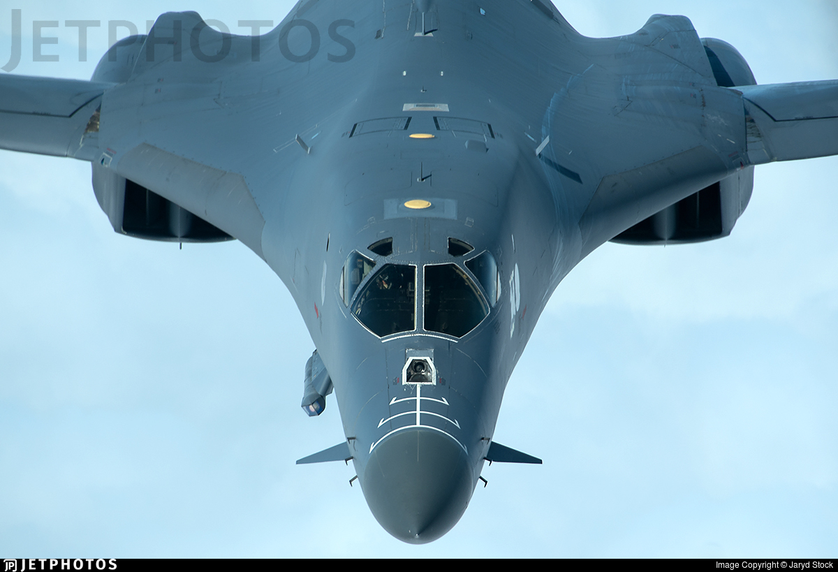 86-0104 - Rockwell B-1B Lancer - United States - US Air Force (USAF)