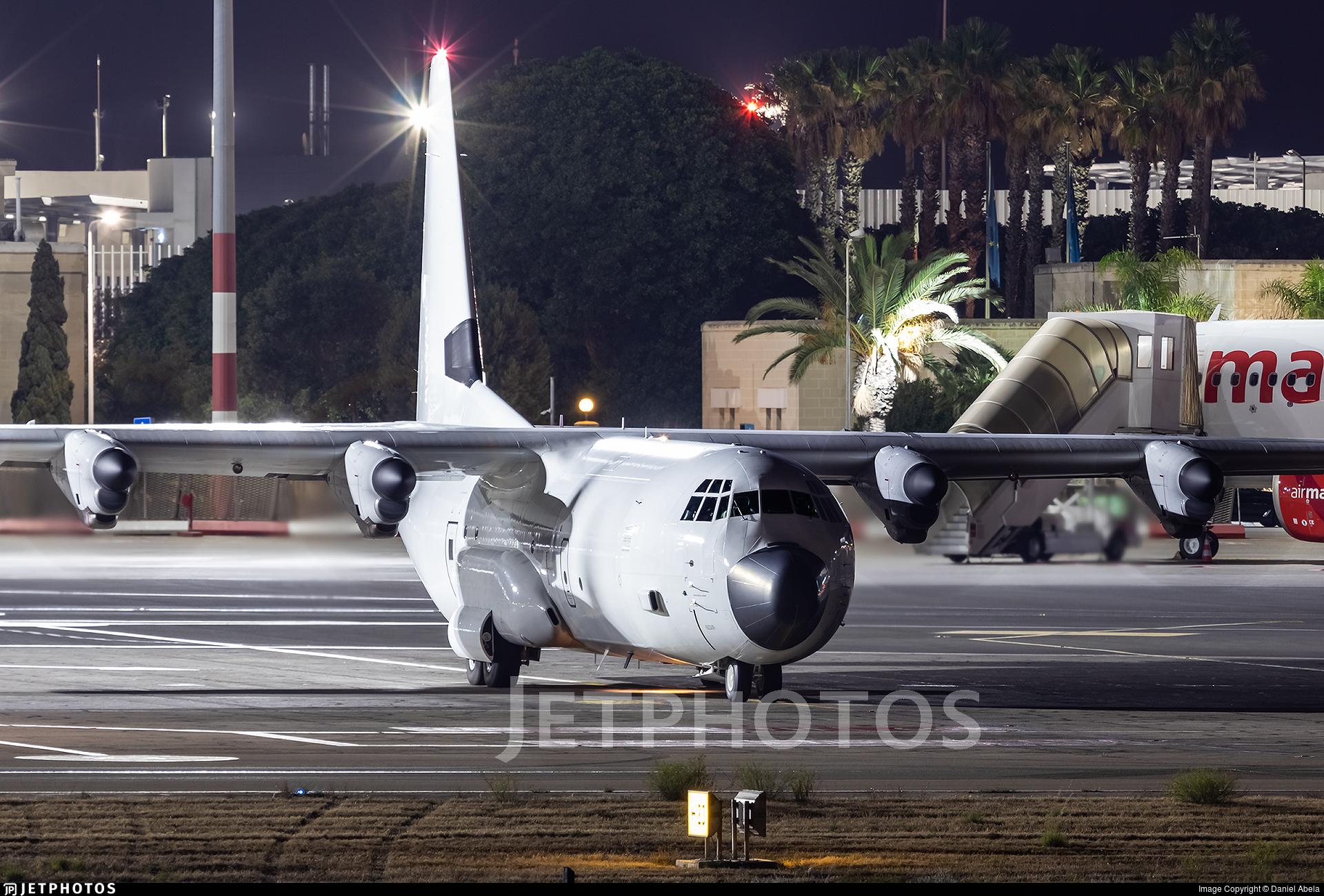 N71KM - Lockheed Martin LM-100J Super Hercules - Pallas Aviation