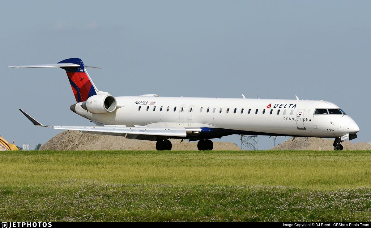 N605LR - Bombardier CRJ-900 - Delta Connection (Endeavor Air)