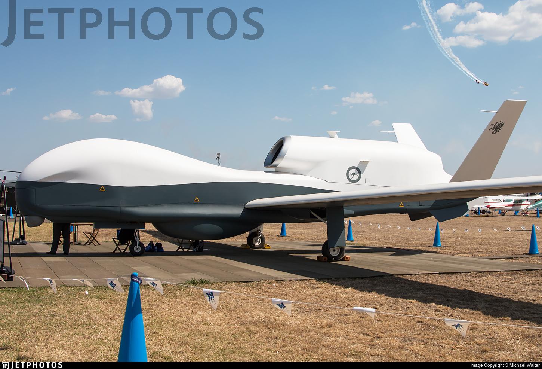 A57-001 - Northrop Grumman MQ-4C Triton - Australia - Royal Australian Air Force (RAAF)