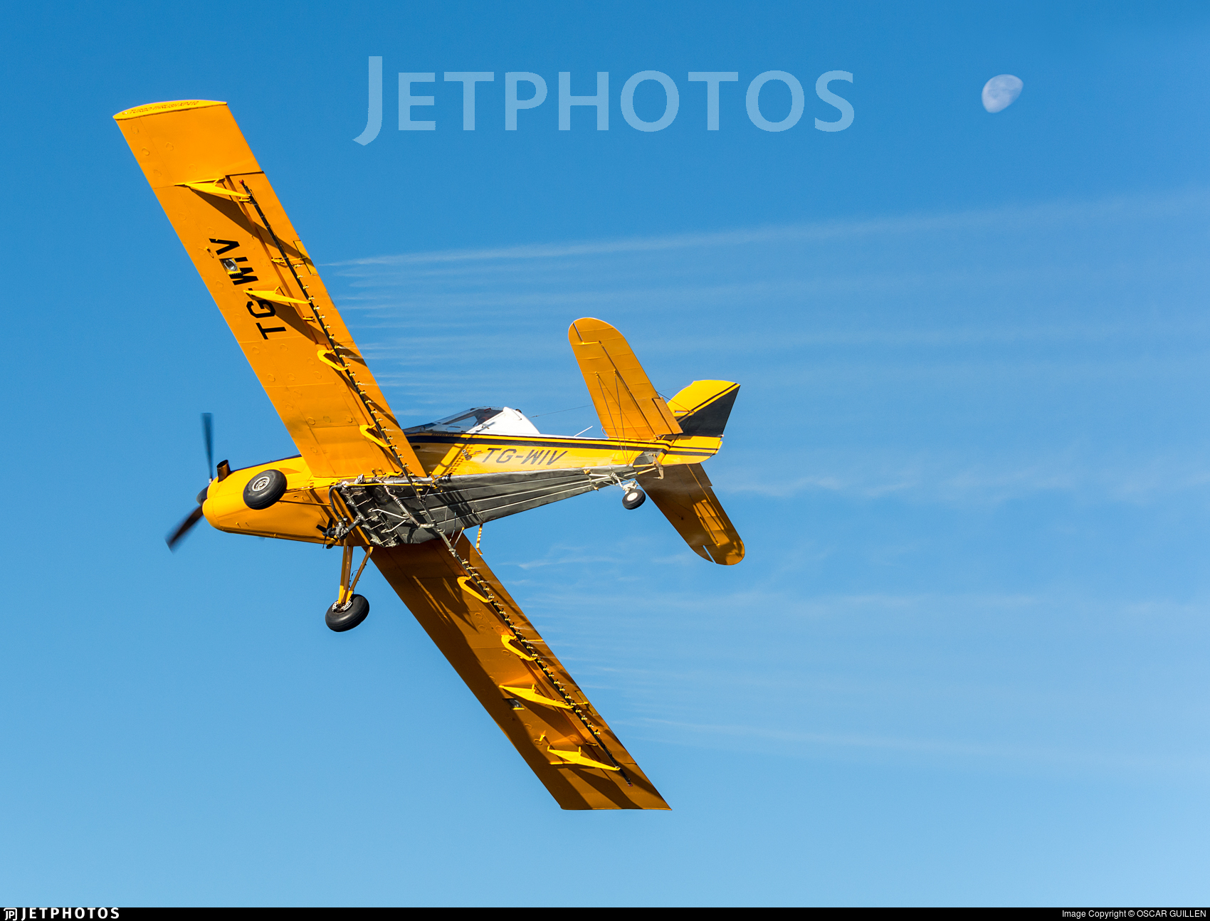 TG-WIV - Ayres S2R-T34 Thrush - Private
