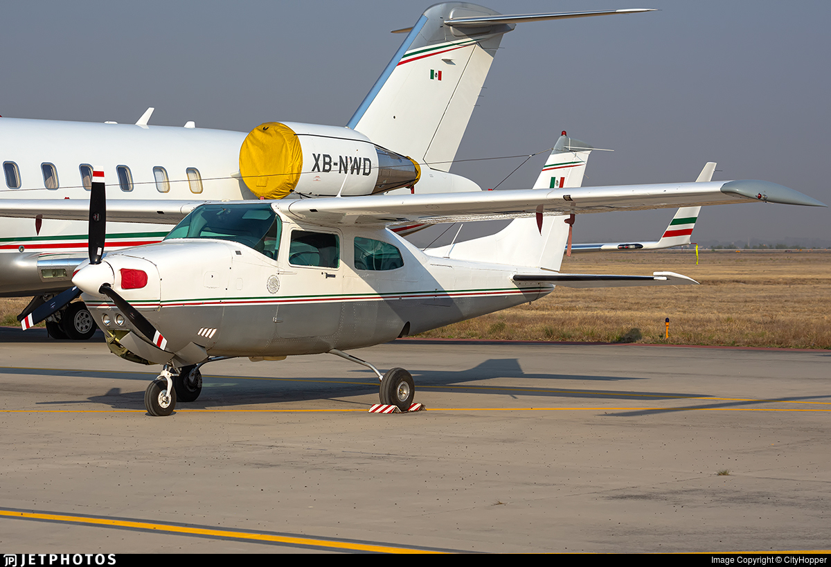 XC-DAD - Cessna T210N Turbo Centurion - Mexico - Government