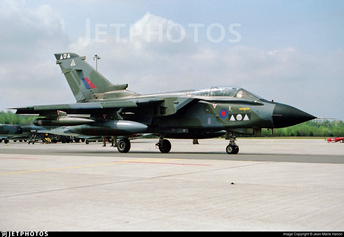 ZA398 - Panavia Tornado GR.1A - United Kingdom - Royal Air Force (RAF)