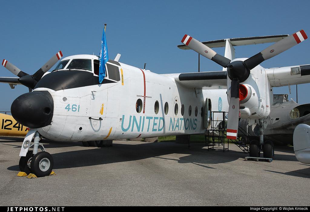 115461 - De Havilland Canada DHC-5 Buffalo - Canada - Royal Canadian Air Force (RCAF)