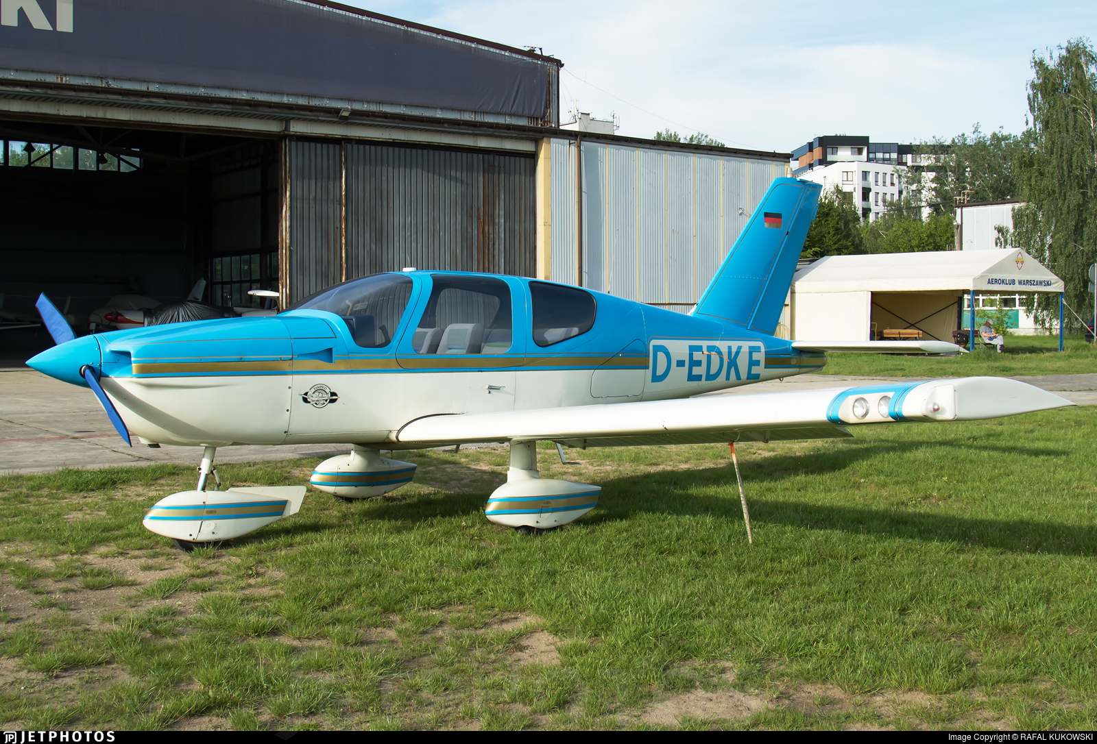D-EDKE - Socata TB-9 Tampico - Private
