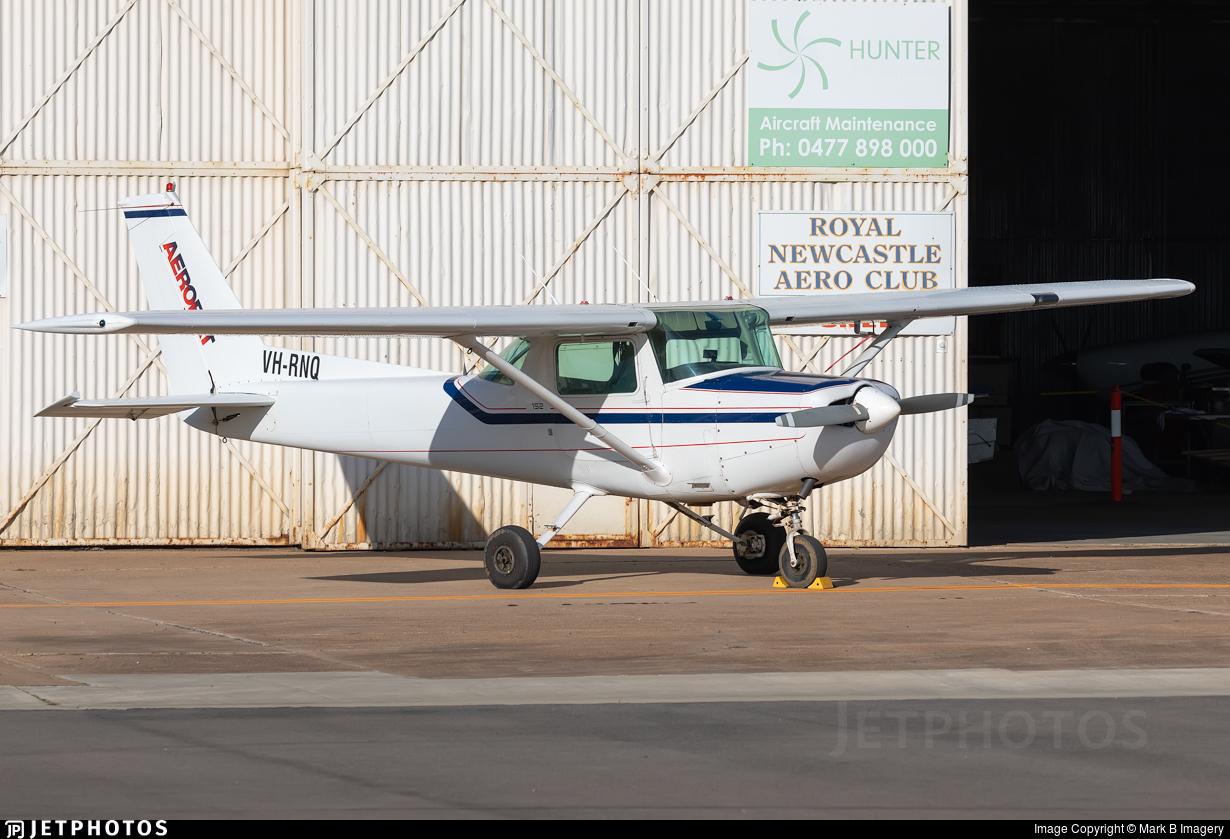 VH-RNQ - Cessna A152 Aerobat - Aero Club - Royal Newcastle