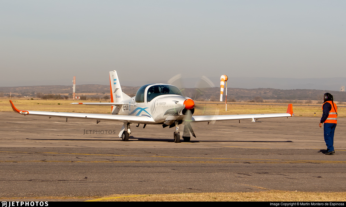 E-506 - Grob G120TP - Argentina - Air Force