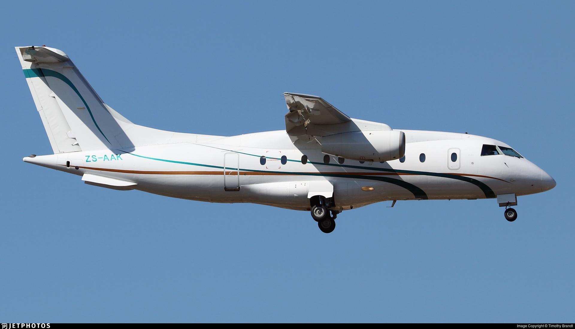 ZS-AAK - Dornier Do-328-310 Jet - Avex Air Transport