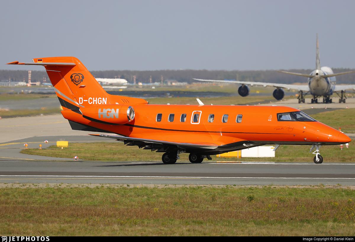 D-CHGN - Pilatus PC-24 - Windrose Air Jetcharter