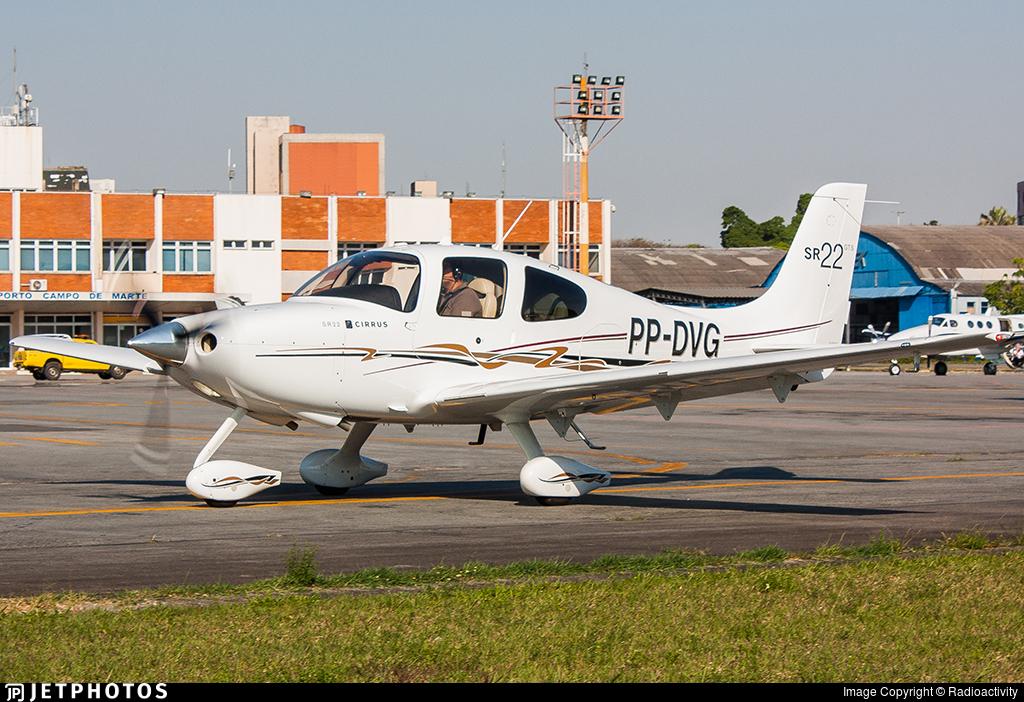 PP-DVG - Cirrus SR22-GTS - Private