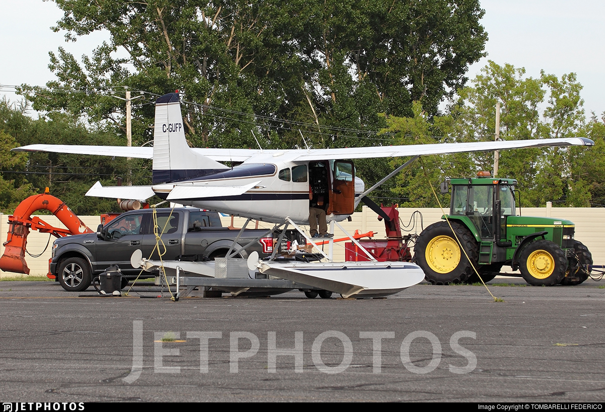 C-GUFP - Cessna 180J Skywagon - Private