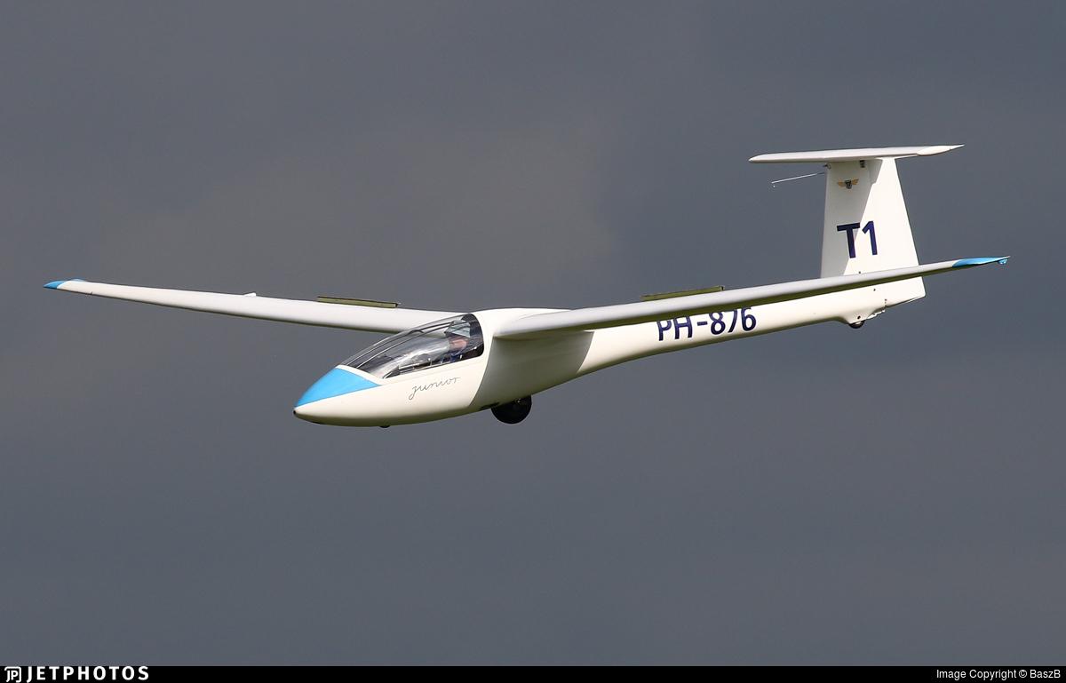 PH-876 - PZL Bielsko SZD-51-1 Junior - Private