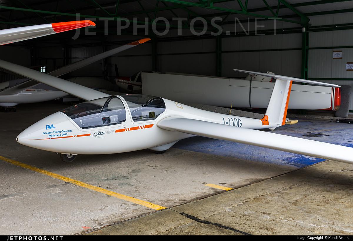 I-LVIG - Schleicher ASK-21 - Private