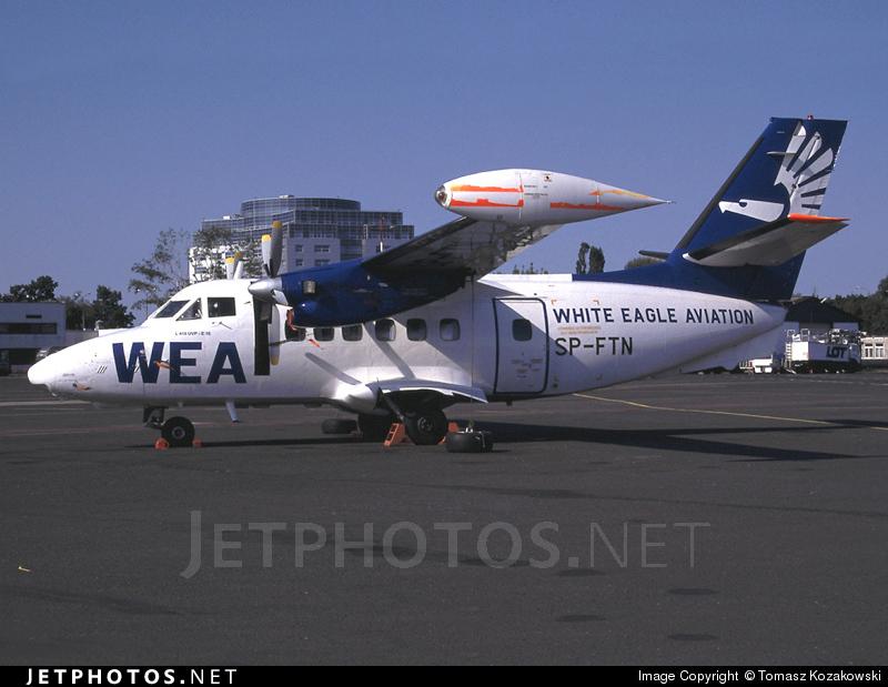 SP-FTN - Let L-410UVP-E10 Turbolet - White Eagle Aviation