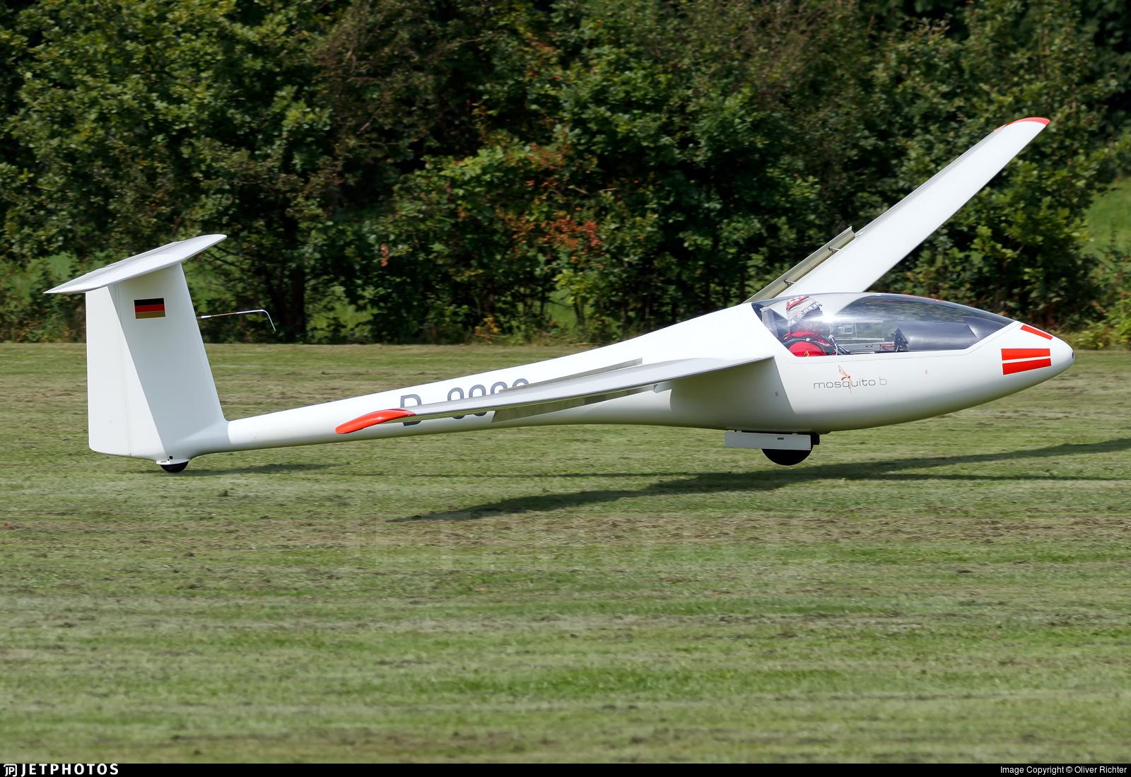 D-9002 - Glasflugel 303 Mosquito - Luftsportclub Pfarrkirchen