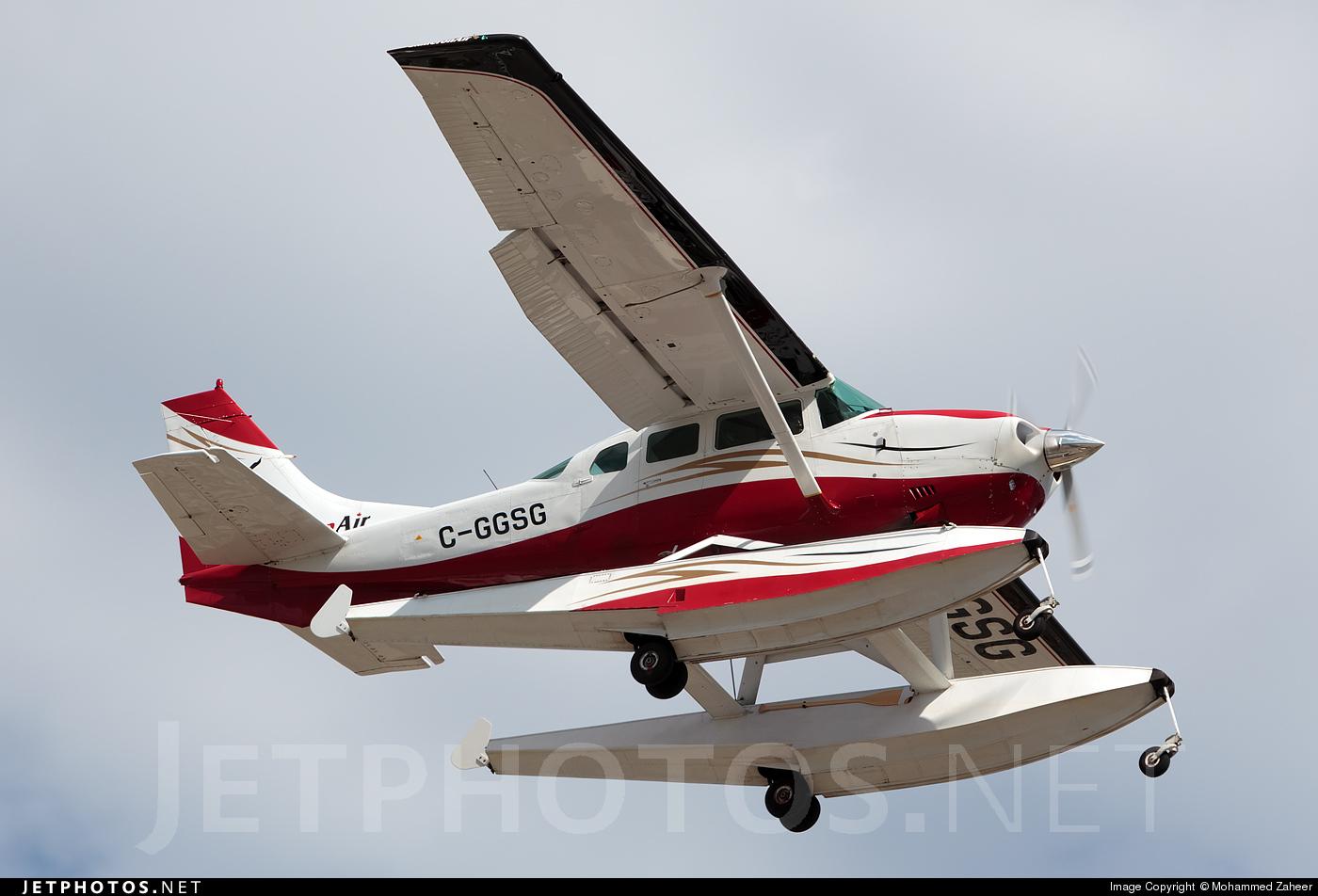 C-GGSG - Cessna TU206G Turbo Stationair - Cameron Air Service