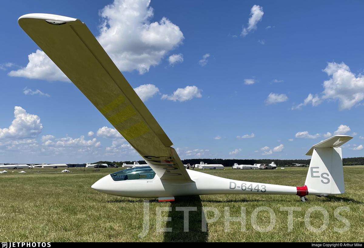 D-6443 - Schempp-Hirth Mini Nimbus B - Private