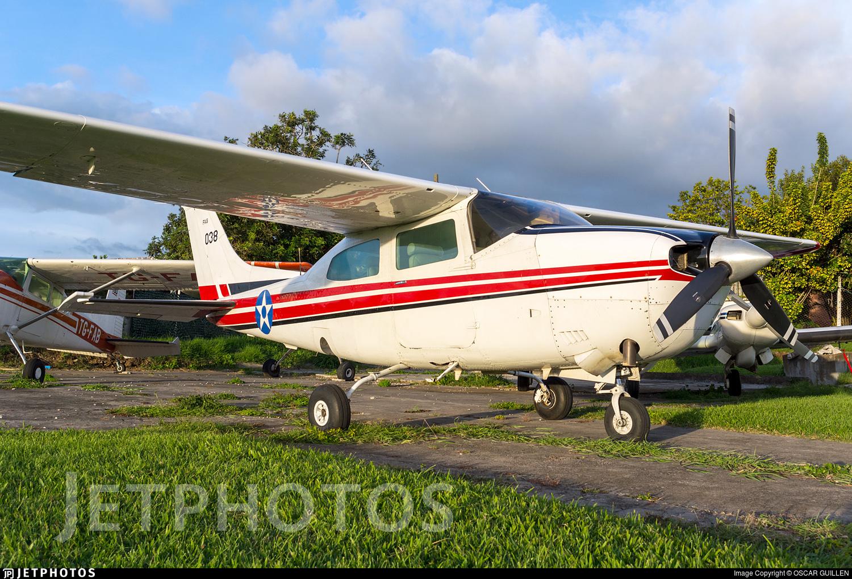 038 - Cessna 210L Centurion II - Guatemala - Air Force
