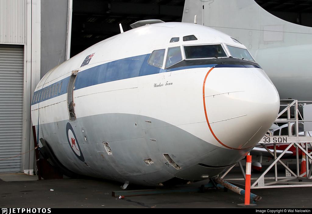 A20-627 - Boeing 707-338C - Australia - Royal Australian Air Force (RAAF)