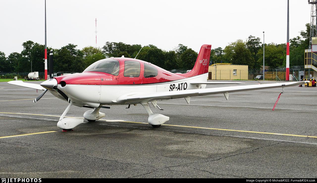 SP-ATO - Cirrus SR20-GTS - Private