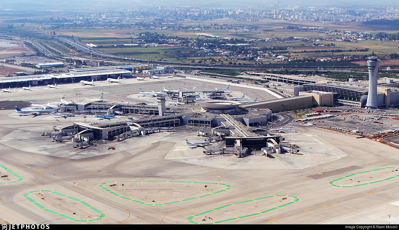 LLBG - Airport - Airport Overview