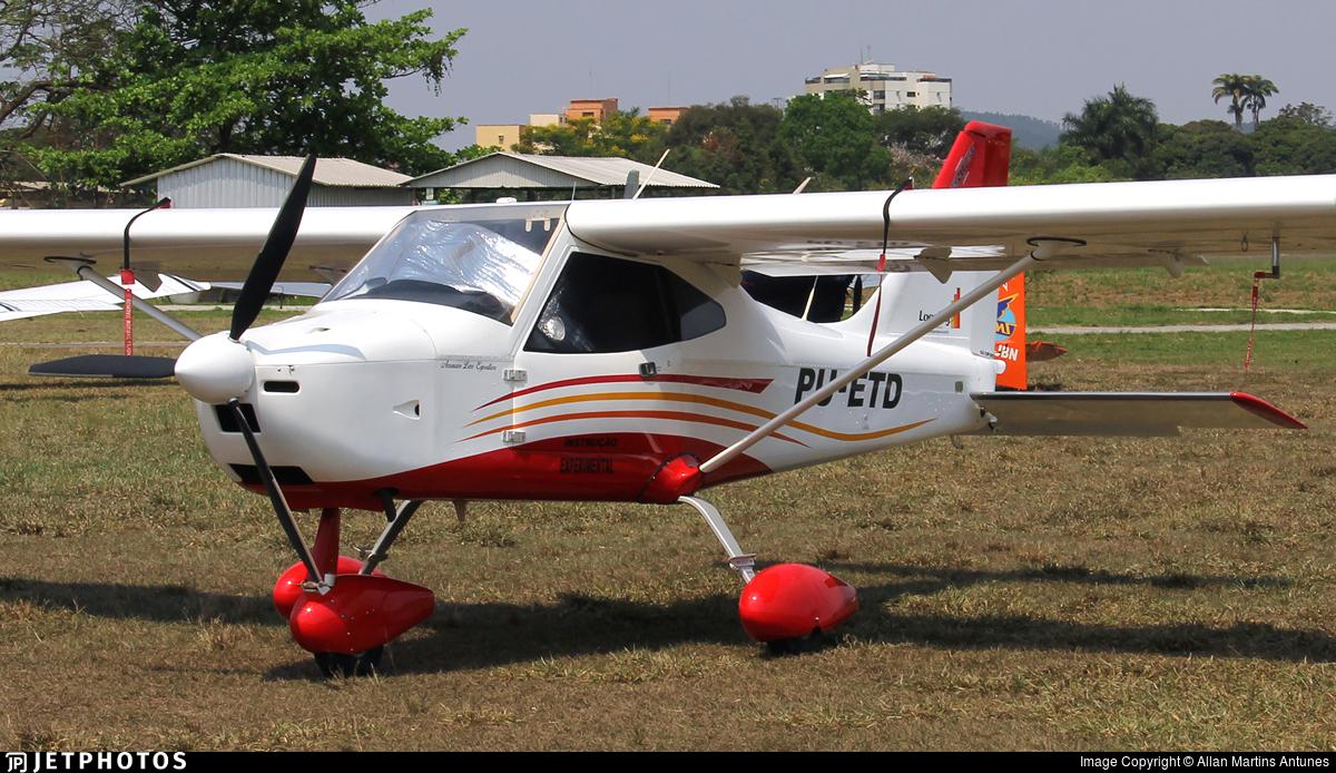 PU-ETD - Montaer MC-01 - Looping Escola de Aviacao Leve