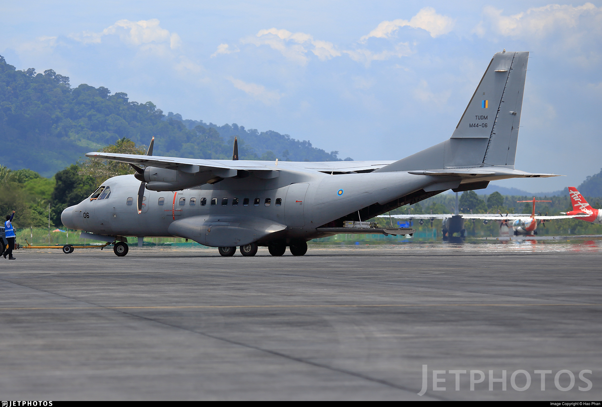 M44-06 - CASA CN-235M-200 - Malaysia - Air Force