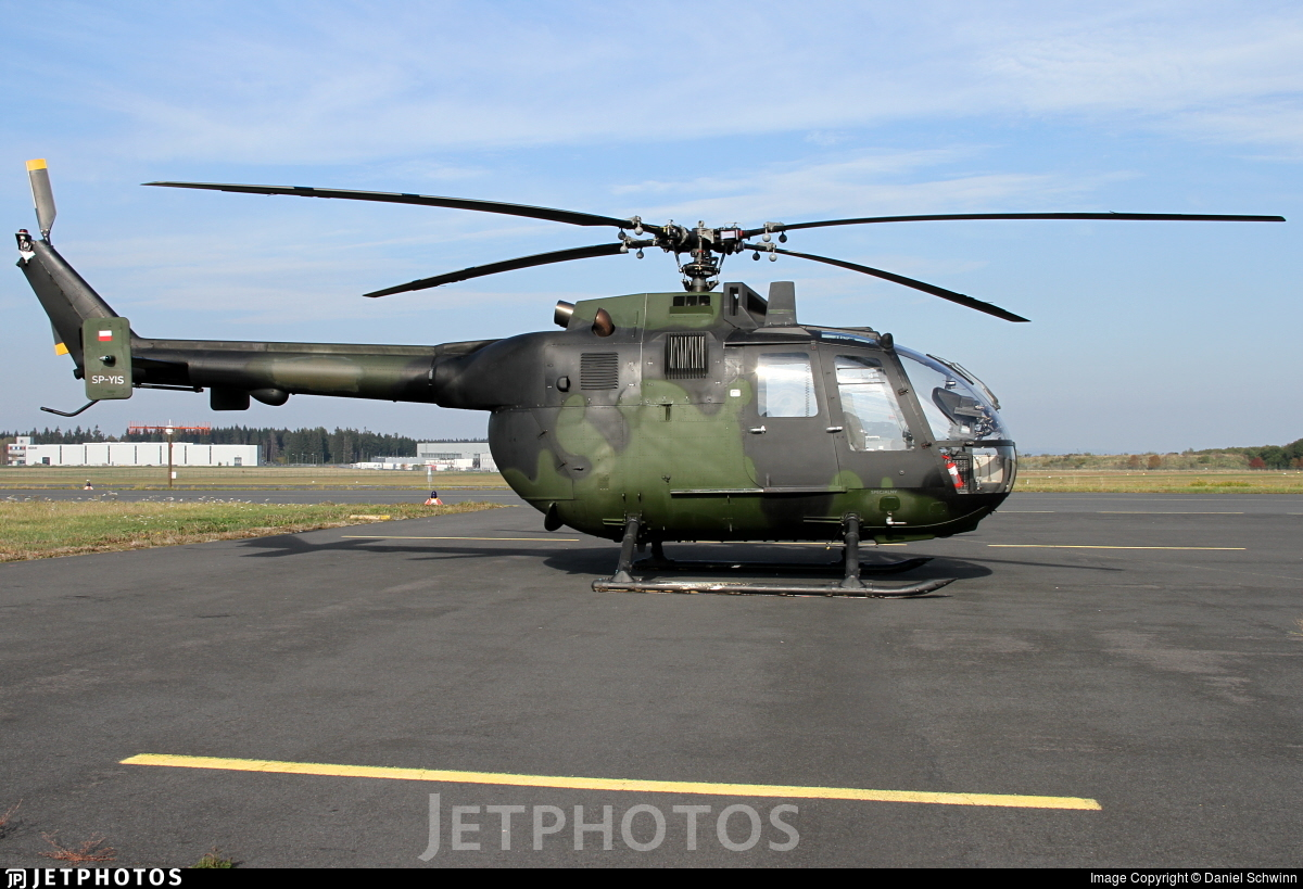 SP-YIS - MBB Bo105P1 - Private