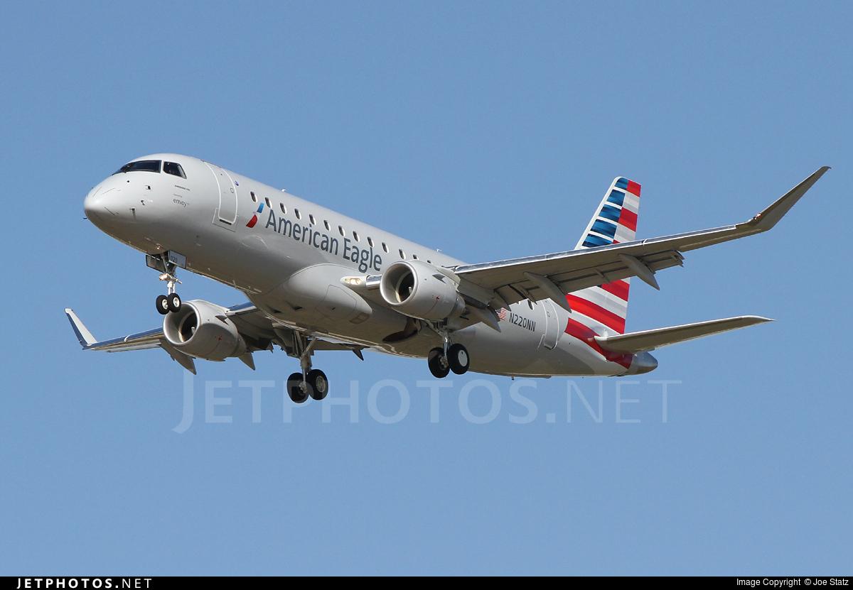 N220NN - Embraer 170-200LR - American Eagle (Envoy Air)