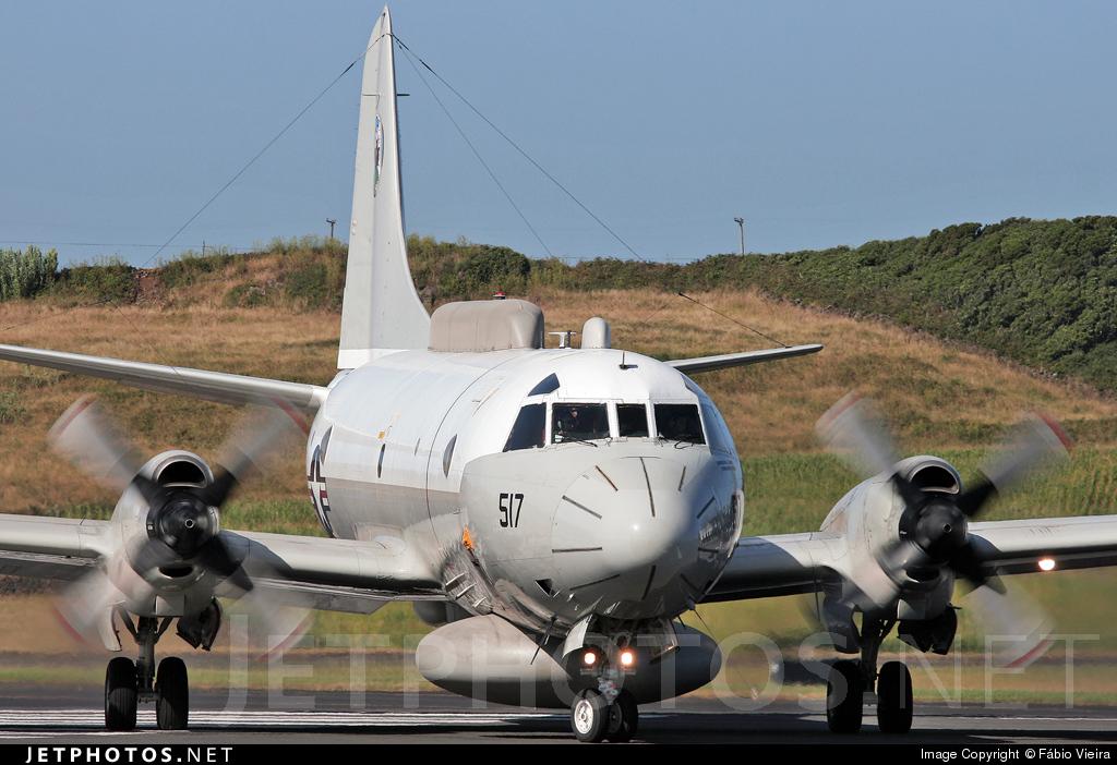 156517 - Lockheed EP-3E Orion - United States - US Navy (USN)