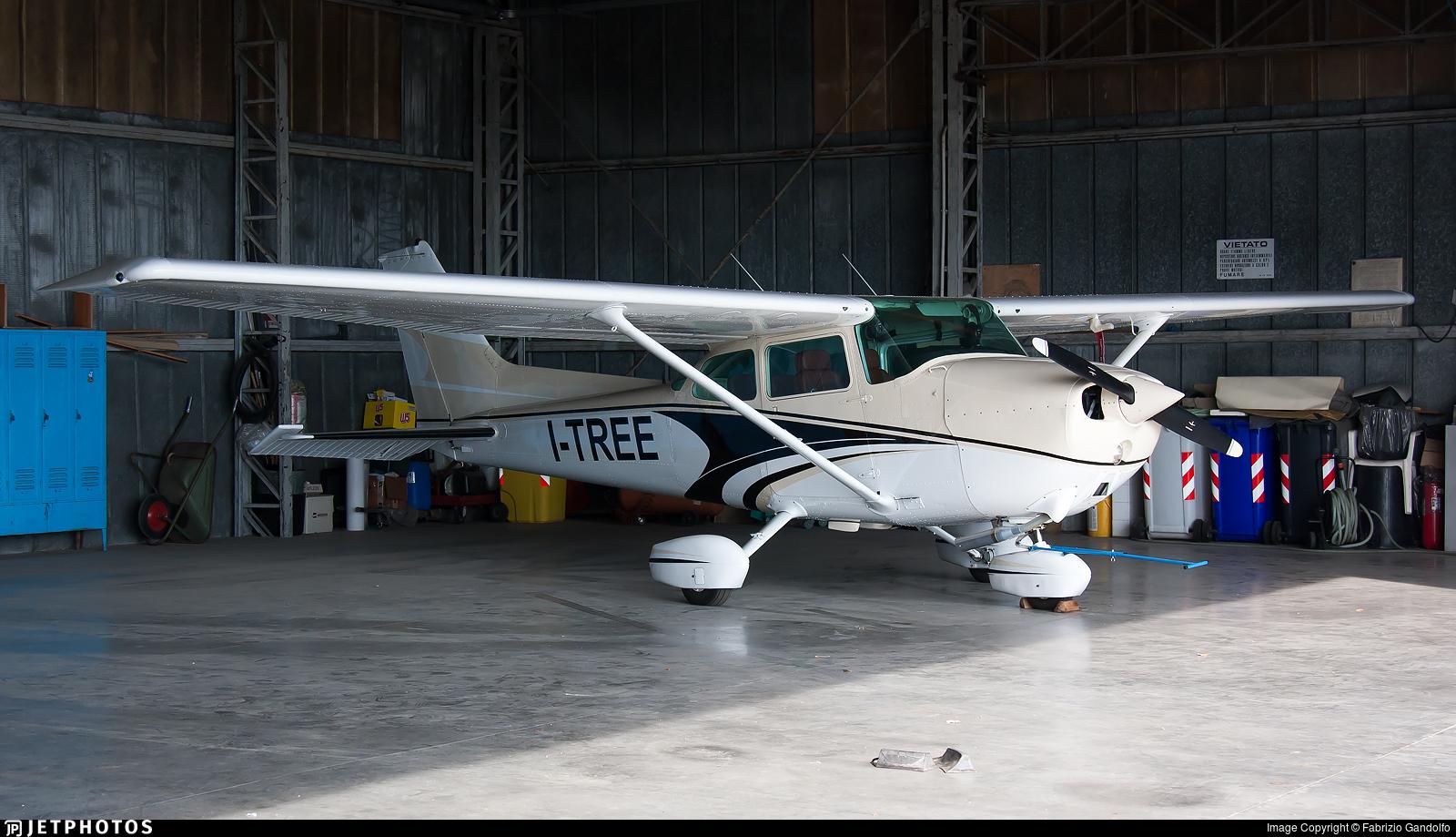 I-TREE - Cessna 172N Skyhawk II - Private