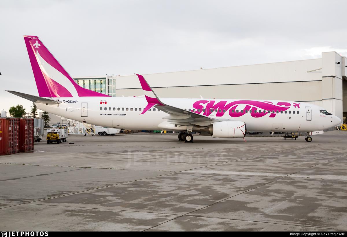 C-GDMP - Boeing 737-8CT - Swoop