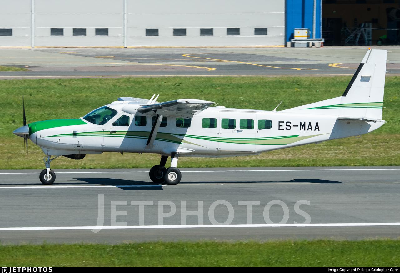ES-MAA - Cessna 208B Grand Caravan - Private