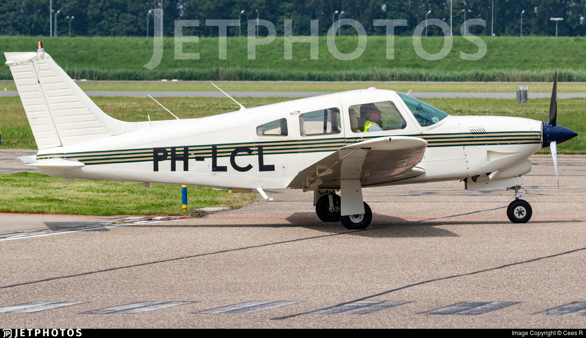 PH-LCL - Piper PA-28R-201T Turbo Arrow III - Private