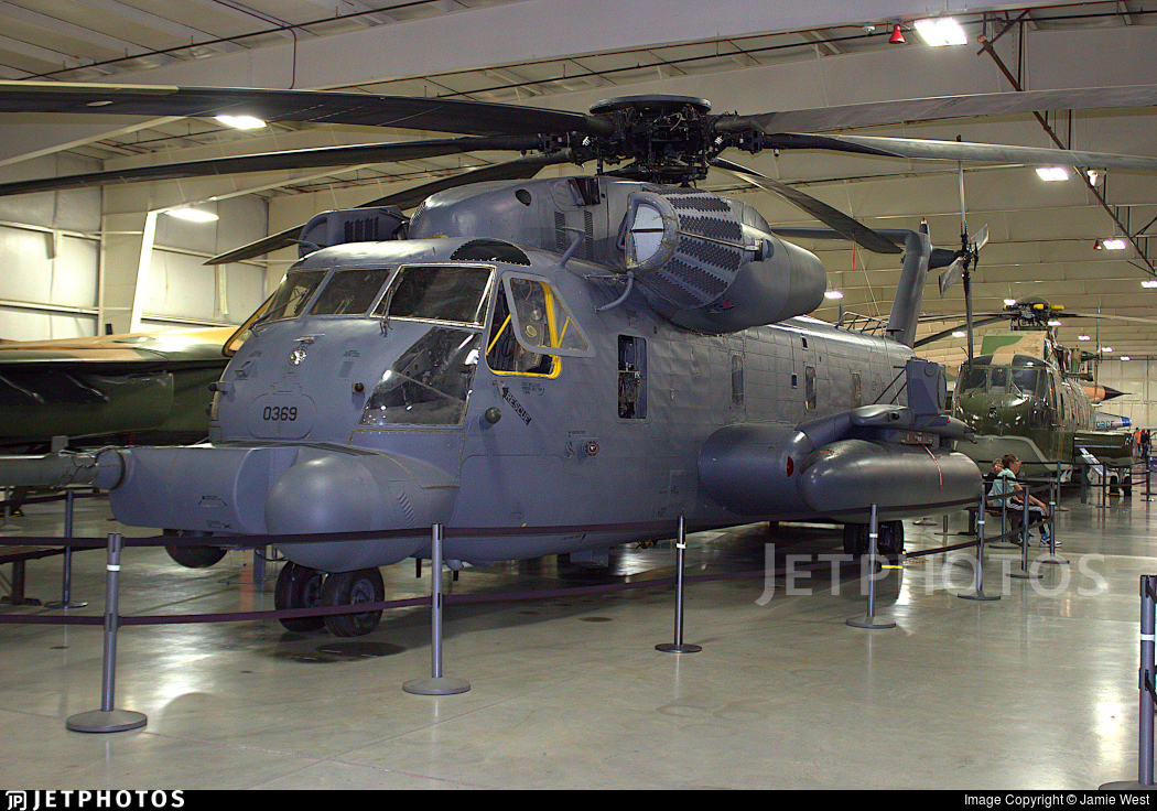 68-10369 - Sikorsky MH-53M Pave Low IV - United States - US Air Force (USAF)