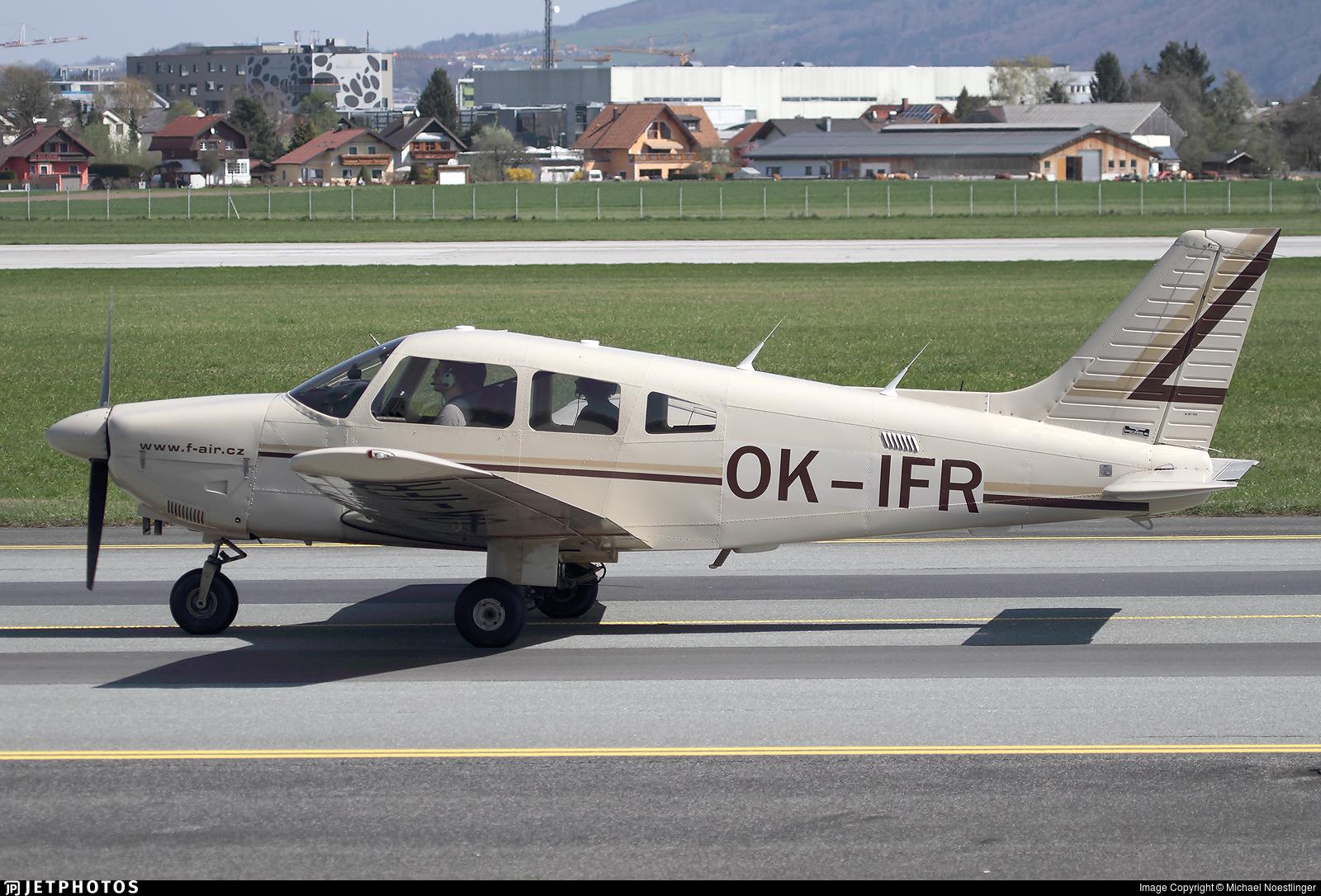 OK-IFR - Piper PA-28-181 Archer II - F Air