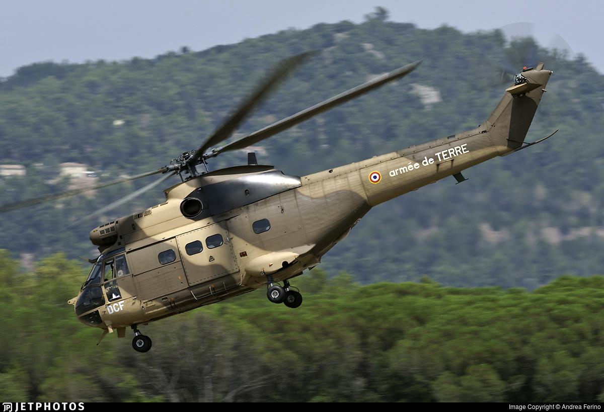 1073 - Aérospatiale SA 330B Puma - France - Army