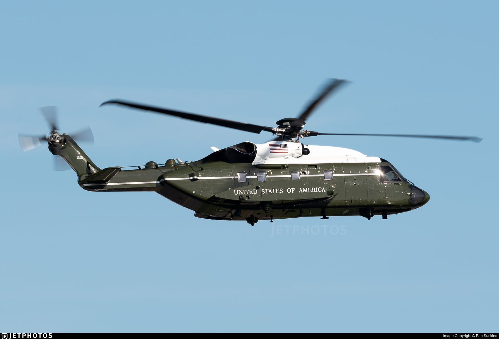 169180 - Sikorsky VH-92A - United States - US Marine Corps (USMC)